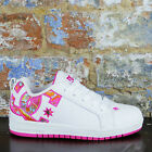 DC Youth's Court Graffik SE TRAINERS NEW IN BOX, sizes 12