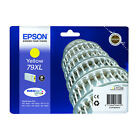 EPSON 79XL TOWER OF PISA SERIES HIGH CAPACITY YELLOW INK CARTRIDGE C13T79044010