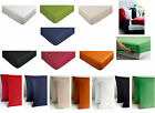 IKEA DVALA FITTED BED SHEET/ PILLOWCASES- AVAILABLE IN VARIOUS SIZES & COLOURS