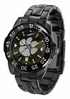 Clemson Tigers Watch Fantom Gunmetal Finish Mens Ladies Black Dial
