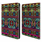 HEAD CASE DESIGNS TIBETAN PATTERN LEATHER BOOK WALLET CASE COVER FOR APPLE iPAD