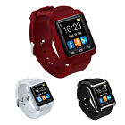U8 Bluetooth Smart Wrist Watch Phone Mate For Smart Android&IOS iPhone Universal