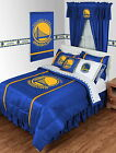 Golden State Warriors Comforter Bedskirt & Sham Twin Full Queen King Size