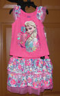Disney Frozen   Girls  2pc  Outfit Size-5 NWT
