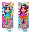 Barbie Princess Power Butterfly Super Hero Doll Twin Makalya Or Madison Age 3+