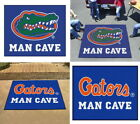 Florida Gators Man Cave Area Rug Tailgate Choose Size