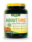 SDC NUTRITION - ABOUT TIME WHEY PROTEIN ISOLATE 2Lbs-10 FLAVORS-100% ALL NATURAL