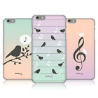 HEAD CASE DESIGNS BIRDS OF MUSIC HARD BACK CASE FOR APPLE iPHONE 6S PLUS