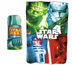 150CM DISNEY STAR WARS FLEECE BLANKET KIDS WARM CUDDLY SOFT GIFT THROW OVER NEW