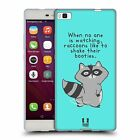 HEAD CASE THE SECRET LIFE OF FANTASTIC ANIMALS SOFT GEL CASE FOR HUAWEI P8
