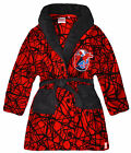 spiderman dressing gown