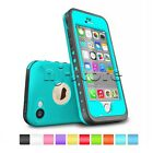 NEW ATOMIC WATERPROOF SHOCKPROOF DIRTPROOF CASE COVER FOR IPHONE 6S PLUS 6 5S 5