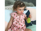 BNWT Young Hearts Collette Dinnigan - Infant Girl's Dress & Bloomer Set Berries