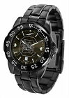 South Carolina Gamecocks Watch Fantom Gunmetal Finish Mens or Ladies Black Dial