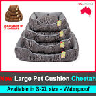 New Dog Puppy Cat Pet Bed Cushion House Waterproof Soft Warm Washable S M L XL