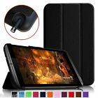 For NVIDIA SHIELD 2 k1 k-1 Tablet 8-Inch Case Leather Cover Auto Sleep/Wake