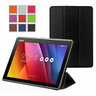 Premium Folio Thin PU Leather Case Cover For ASUS ZenPad Z300 10.1""
