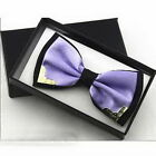 Formal Bow Tie Fashion Men's Bowties New Chic Accessories Butterfly Cravat