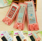 2 Colors Remote Control Dustproof Protective Case Cover Bag TV Air Condition HU