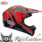 BELL 2016 SX-1 RACE BLACK GREY RED MX MOTOCROSS MOTORBIKE MOTO-X HELMET