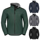 New RUSSELL Workwear Softshell Jacket in 4 colours XS - 4XL