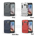 Armor Heavy Duty Slim Case with Kickstand for Samsung Galaxy S6 GS6