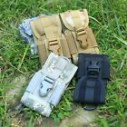 Combat Military Army Camo Nylon Belt Loop Holster Mobile Phone Pouch Bag Case