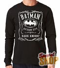 "CAMISETA MANGA LARGA""BATMAN GOTHAM CITY DARK NIGHT""LONG SLEEVE"