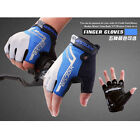NEW SPORTS TRAINING RACING CYCLING BICYCLE BIKE GLOVES HALF FINGER S/M/L/XL/XXL