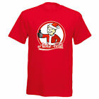 Fallout Nuka Cola Inspired Boys Girls Womens Kids Mens Funny Vault Boy T Shirt