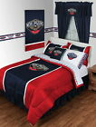 New Orleans Pelicans Comforter Sham Bedskirt Curtains Valance Twin to King Size