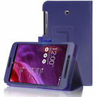 For ASUS MeMO Pad 7 LTE (ME375CL) PU Leather Smart Folio Flip Stand Case Cover