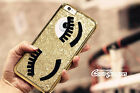 Hot Fashion ChiaraFerragni Big Eyes Wink Bling Back Cover Case for iPhone 6 4.7