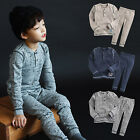 "Vaenait Baby Infant Toddler Kids Boys Clothes Pyjama Set ""Boys Melange"" 12M-7T"