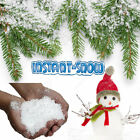 Instant Artificial Fake Snow Powder Kids Play Wedding Xmas Party Decoration