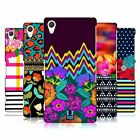 HEAD CASE DESIGNS MUSTER MIX HARD BACK COVER FÜR SONY HANDYS 2