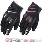 Furygan Delta Ladies Motorcycle Gloves Womens Summer Lightweight Textile CE Bike