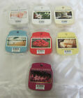 Village Candle Wax Melts Ideal For Oil Burners 7 Scents To Choose From!