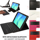 "Samsung Galaxy Tab S2 9.7"" T810 / T815 Bluetooth Keyboard Leather Case + Stand"