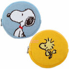 JAPAN SNOOPY KNITTING WOOL COINS BAG CELL COSMETIC BAG