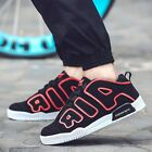 Fashion Men's High Top Sneaker Breathable Running Sports Boat Loafers shoes MM45