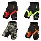 MTB Short Off Road Cycling Short Detachable Padded Inner Liner Free Style Bike