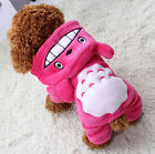 Hoodie Costume Dog Clothes Pet Jacket Coat Puppy Cat Costumes Apparel Winter
