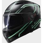 Casque LS2 FF324.1 METRO FIREFLY Glowing Graphic Black Light - Promo