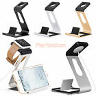 Aluminum Charging Stand Dock Holder Cradle Mount For Apple Watch iPhone