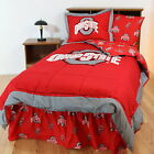 Ohio State Buckeyes Comforter and Sham Twin Full Queen King Size