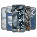 HEAD CASE DESIGNS JEANS AND LACES HARD BACK CASE FOR HTC PHONES 1