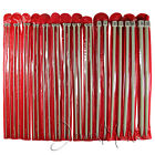"35cm (14"") Single Pointed Sewing Knitting Needles Pins - Sizes 2mm to 10mm"