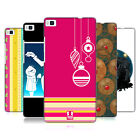 HEAD CASE DESIGNS HEADCASE MIX CHRISTMAS COLLECTION CASE FOR HUAWEI PHONES 1