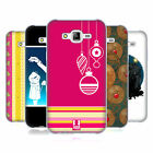 HEAD CASE HEADCASE MIX CHRISTMAS COLLECTION SOFT GEL CASE FOR SAMSUNG PHONES 3
